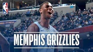 Best of the Memphis Grizzlies   2018-19 NBA Season