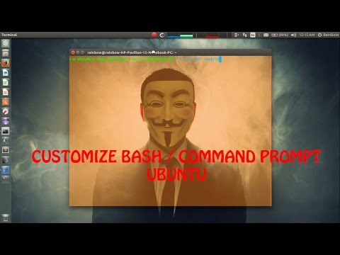 How to Change Color of Bash Prompt ( Command Prompt ) and Customize it on Ubuntu 16.04 / 5.04 /14.04