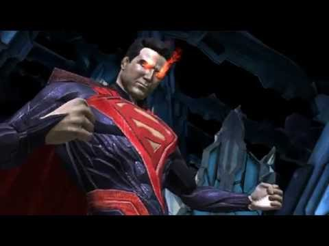 injustice gods among us all super moves 2016 Android game