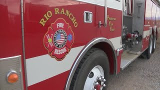 Rio Rancho first responders asking citizens to vote yes on public safety bond to replace old equipme