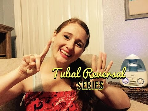 TUBAL REVERSAL RECOVERY | Tubal Reversal Series #6