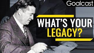 Mafia Lawyer Easy Eddie's Inspiring Legacy | Radhanath Swami | Goalcast