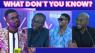 What Don't You Know? Andy Dosty vs Krymi Vs Mr Drew