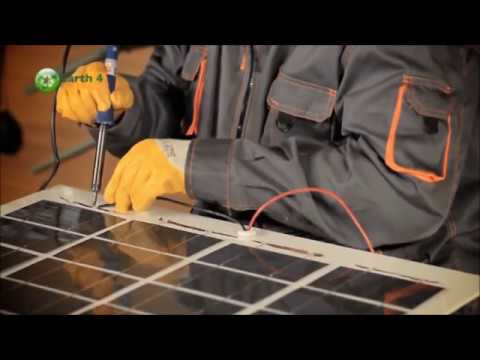 How To Build Your Solar Panel | Make Your Own Solar Cells | Solar Panels Make Your Own | Full Video