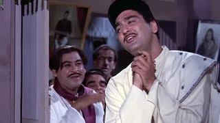 Kehna Hai - Superhit Classic Bollywood Hindi Song - Sunil Dutt, Saira Banu, Kishore Kumar - Padosan