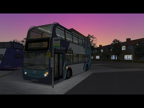 OMSI 2 Dennis Trident Mod for London Citybus 400   BOTW 2.7
