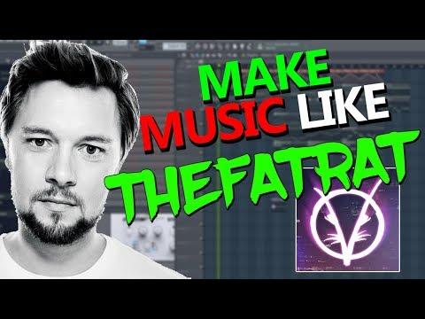 HOW TO MAKE MUSIC LIKE TheFatRat - FL Studio Tutorial
