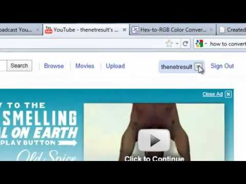 How To Add Annotations With Links To Your YouTube Videos ~ The Net Results