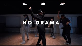 No Drama - Tinashe | Bada Lee Choreography