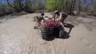 Busco beach mud run