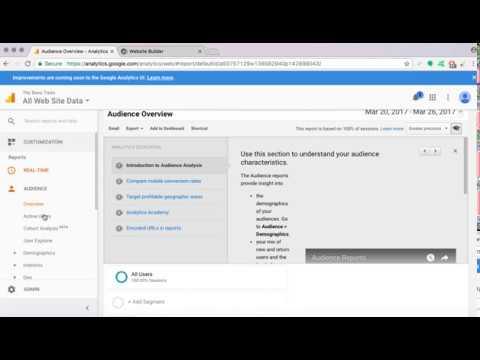 How to add Google Analytics to GoDaddy