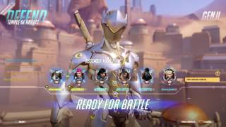 First OverWatch Gameplay With a Friend
