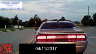 Hit and run driver chased down