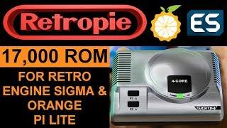 Retropie 32gb Image Attract Mode For Raspberry Pi