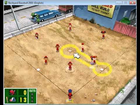 Backyard Baseball 2001: Episode 2: ALUMINUM POWAH!!!!!!!!!!!!!