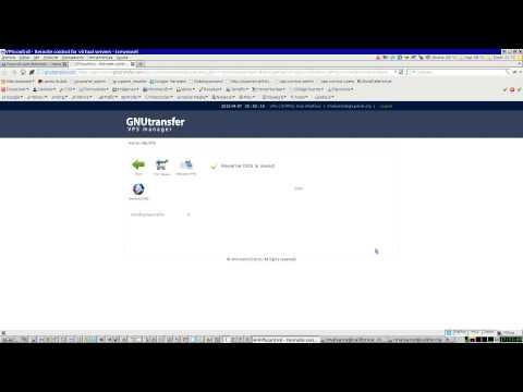 How to set a reverse DNS record - Cómo setear un registro DNS inverso.