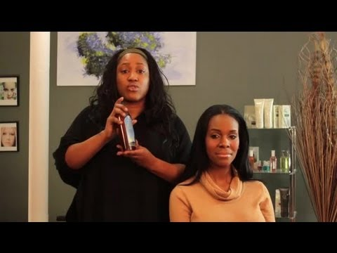 Volumizing Shampoo for African-American Hair : Hair Styling Tips