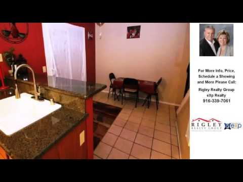 8244 Center Parkway #67, Sacramento, CA Presented by Rigley Realty Group.