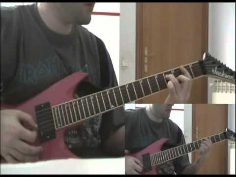 Warrant - Heaven (Guitar Cover)