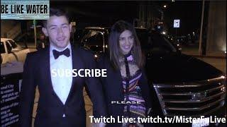 Nick Jonas & Priyanka Chopra have dinner w/Armie Hammer!!!