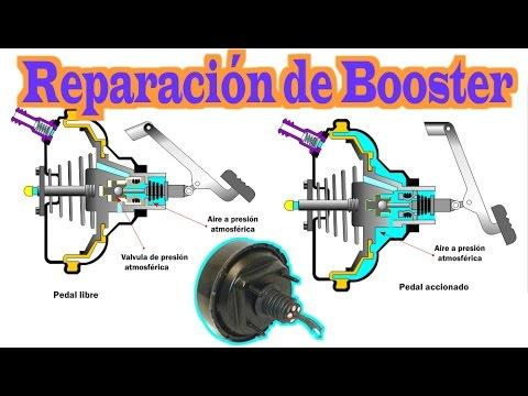 Reparación de Booster