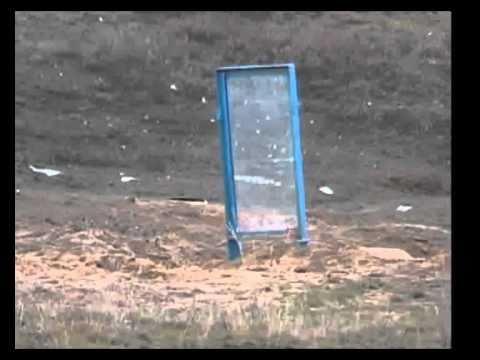 DARTZ FILMZ   window film bomb test