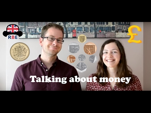 Learn Real British English: Talking About Money