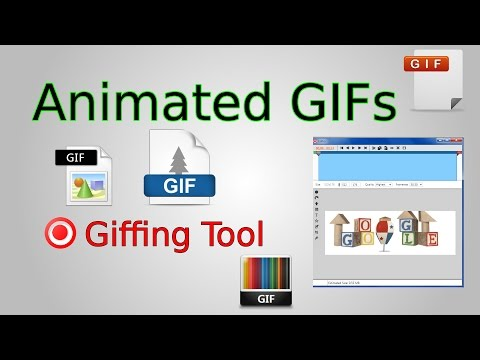 How to Make an Animated GIF with Giffing Tool