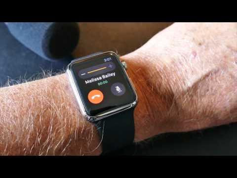 Apple Watch Phone Calls