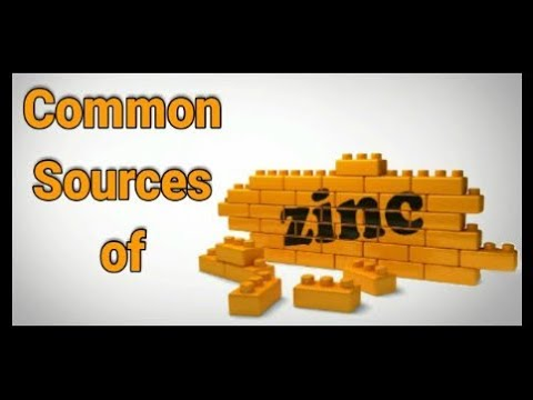 Food Sources of Zinc | Zinc Rich Food | Easy Way to Get Zinc