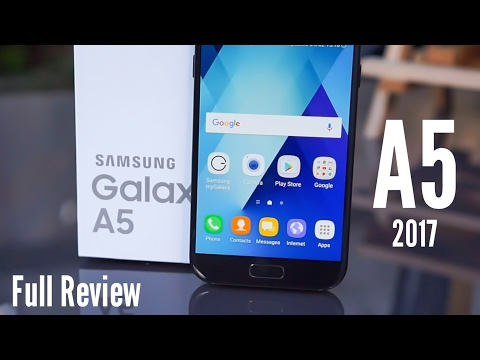 Samsung Galaxy A5 (2017) Full Review, The Real Test!