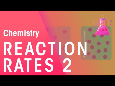 Rates of Reaction - Part 2 | Chemistry for All | The Fuse School