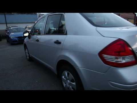 2009 Nissan Versa 1.6L 5 Spd Manual *~*34 MPG*~