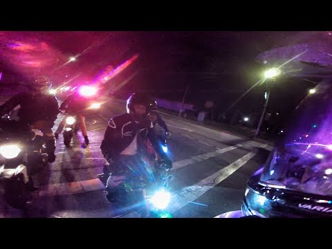 COPS WONT LEAVE US ALONE!!