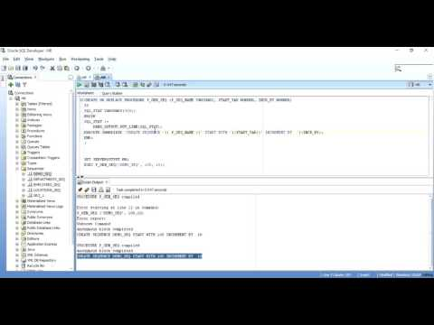 DYNAMIC SQL WITH EXECUTE IMMEDIATE IN ORACLE PL/SQL