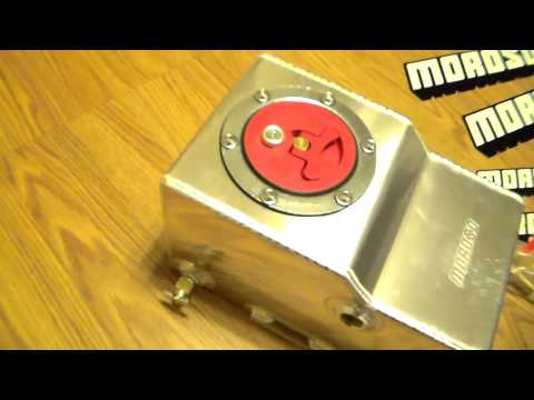 2014-05-16 - LFP HEAT EXCHANGER AND MOROSO SUPERCHARGER COOLANT TANK
