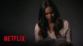 Por 13 Razões   O elenco lê cartas de fãs   Netflix