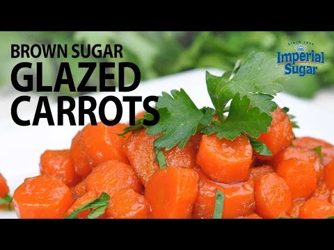 Brown Sugar Glazed Carrots Recipe