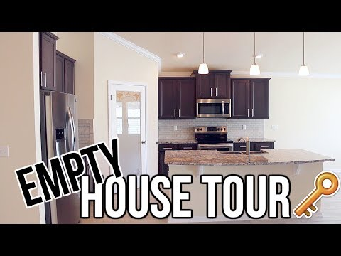 🏡 WE PURCHASED OUR FIRST HOME! ⇢ EMPTY HOUSE TOUR