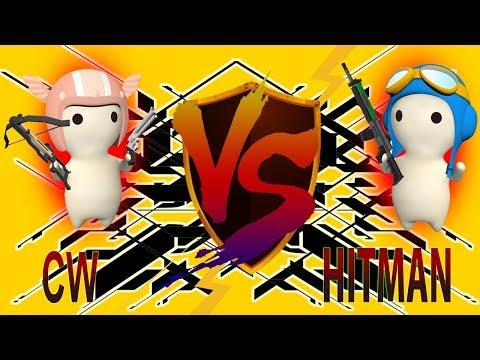 HITMAN VS CW - Capture The Milk [MilkChoco Clan Battle]