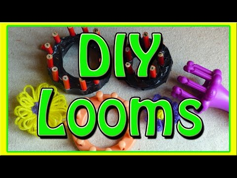How To Make a Loom Out of a Mason Jar Lid