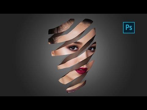 Face Peel Effect | Photoshop Tutorial