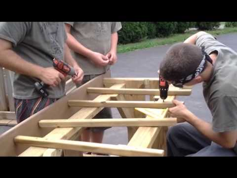 Picnic Table Video