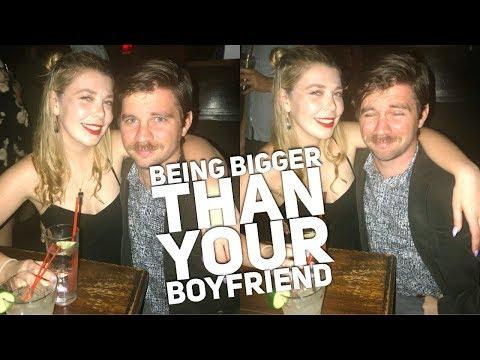 Bigger than your boyfriend? It's all okay!