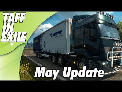 ETS2   Channel update   Channel update and Event driving