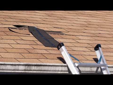 FLOODKINGS 1   Missing Shingles / Wind Damaged Roof