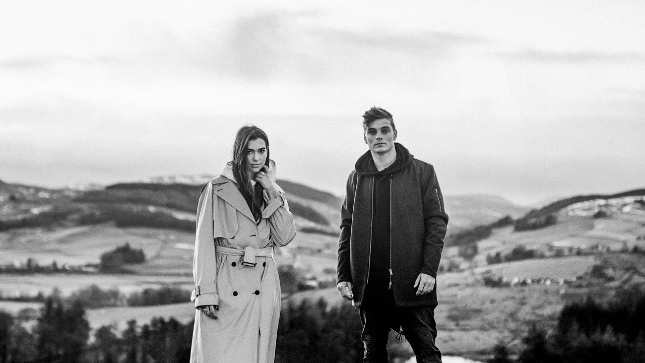 Martin Garrix & Dua Lipa - Scared to Be Lonely (Acoustic Version)