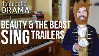 Beauty and the Beast, SING trailers - Double Click Drama Weekly #3