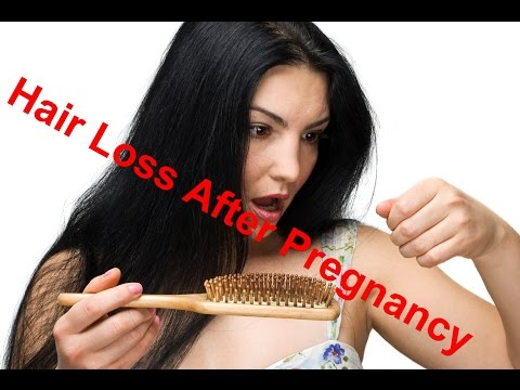 Hair Loss After Pregnancy Solutions