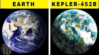 11 Recently Discovered EARTH LIKE PLANETS
